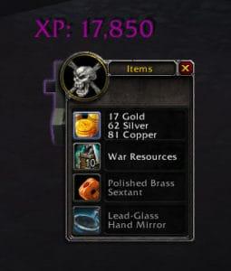 Wow-leveling-guide-bfa-treasures