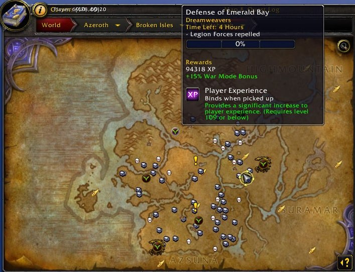 WoW Leveling Guide for BFA Patch 8 1 - Level from 1 to 120 fast