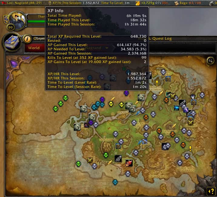 wow-leveling-guide-wod-treasures