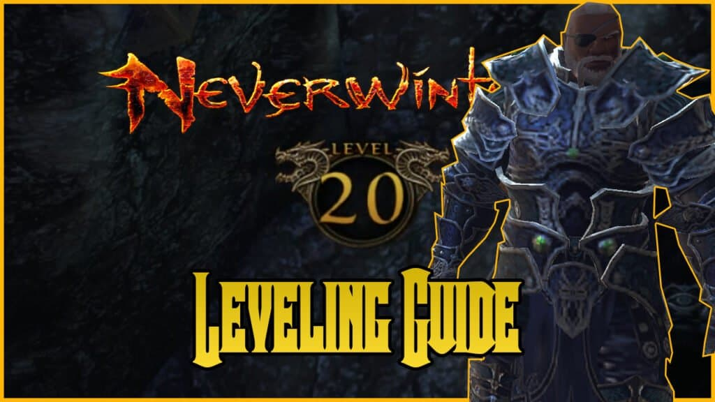Neverwinter Leveling Guide 1