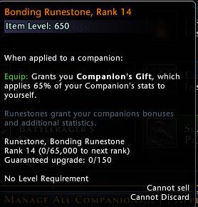 bonding runestones
