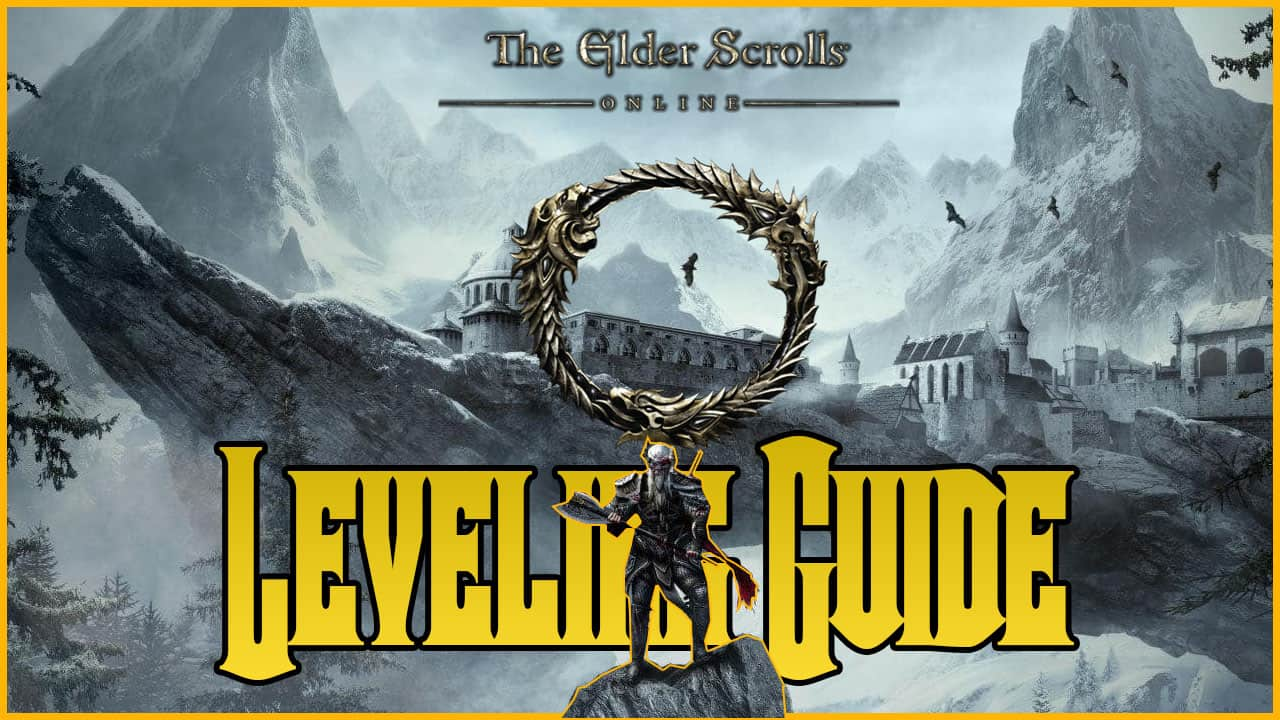 ESO Leveling Guide Header
