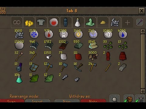 osrs looting money