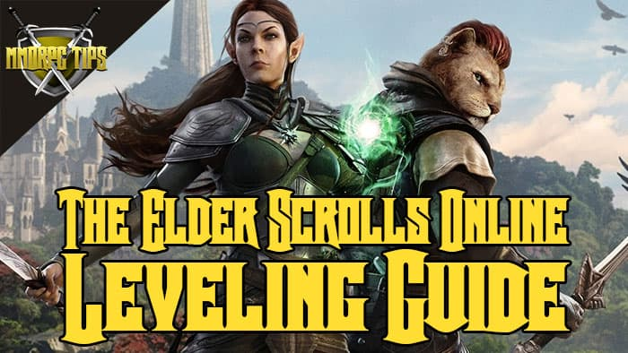 The Elder Scrolls Online Leveling Guide - 1-50 + 810 Champion Points