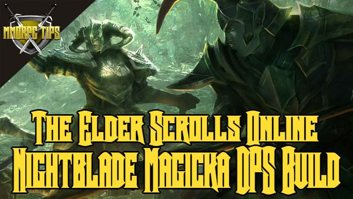 Nightblade Magicka DPS PVE Build - MagBlade - ESO Elsweyr