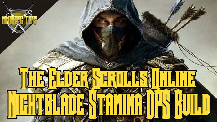 Nightblade Stamina DPS PVE Build - StamBlade - ESO Elsweyr