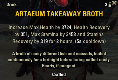 Artaeum Takeaway Broth
