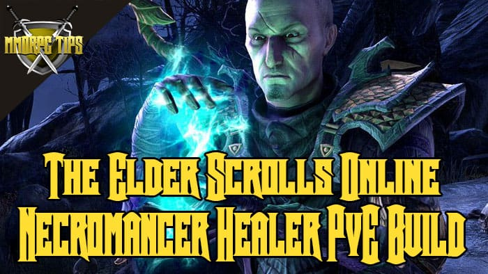 necromancer healer build for pve in eso
