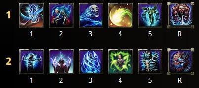necromancer magicka pvp build skills in eso