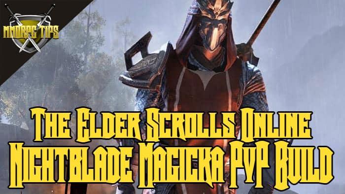 Nightblade Magicka PvP Build - MagBlade - ESO Elsweyr