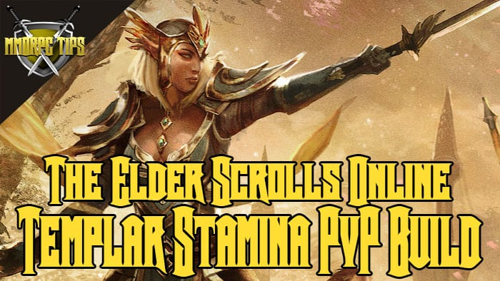 eso templar stamina pvp build