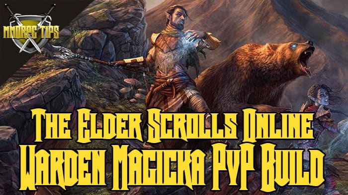 warden magicka pvp build for eso