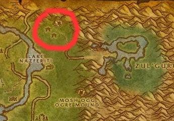 Kurzen Coumpound Map