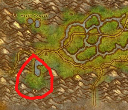 Tiny Emeral Whelpling Map