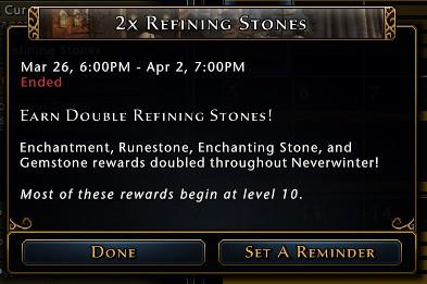 2x refining stones