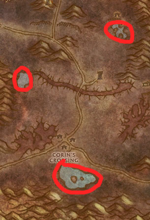 wow classic gold farming eastern plaguelands water elementals