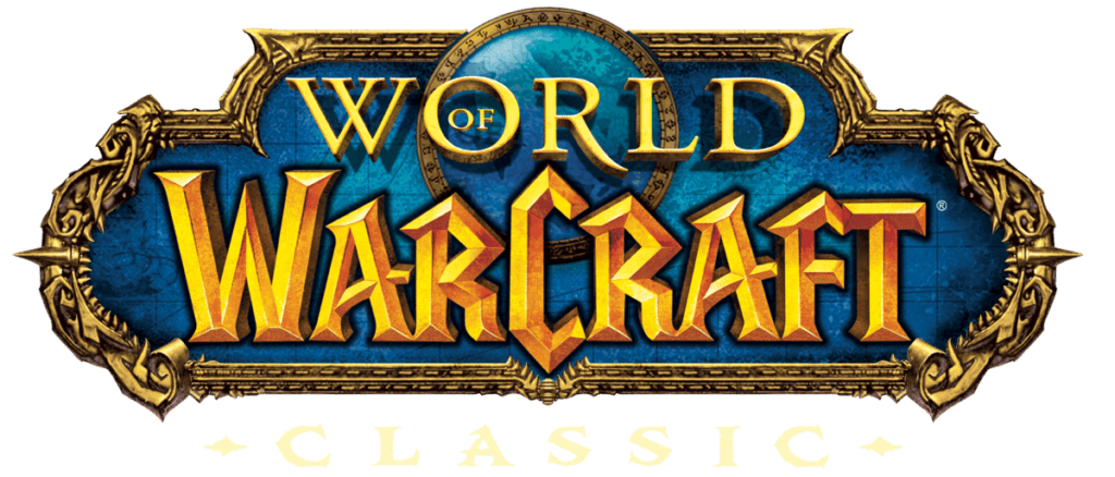 wow classic logo png