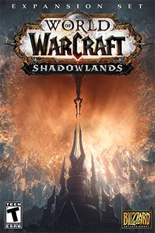 wow shadowlands cover