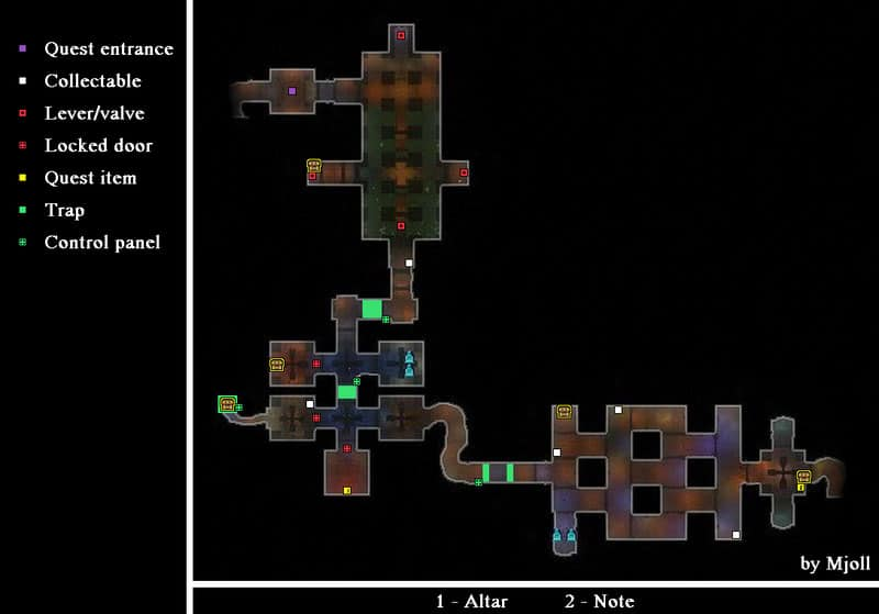 DDO Quest maps will help you level faster.