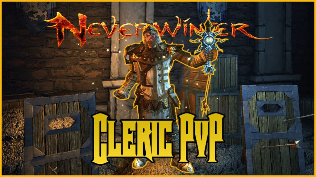 Neverwinter cleric pvp build 1