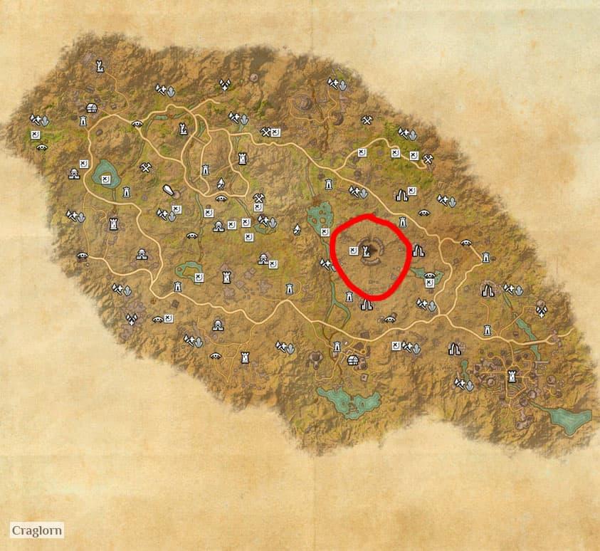 Spellscar XP Grinding Map