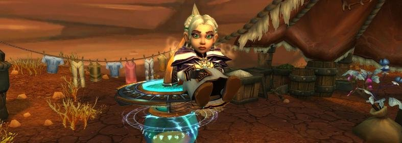 wow leveling guide chromie