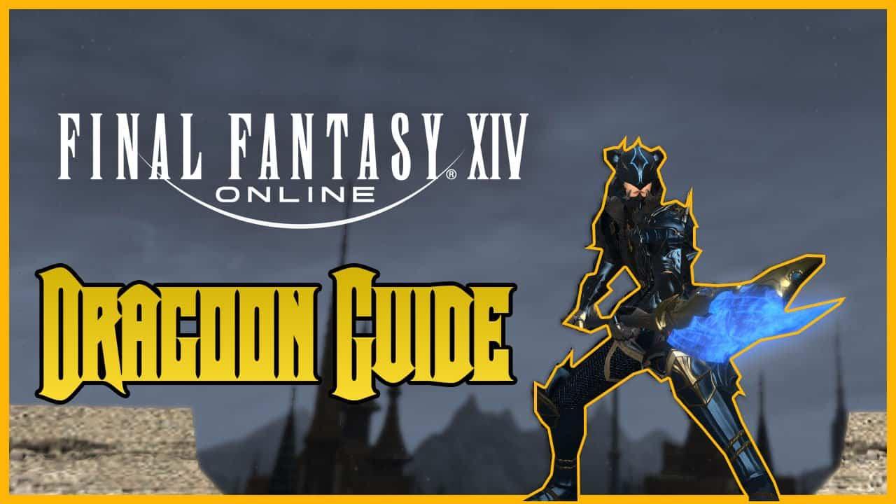 Header for FFXIV Dragoon Guide