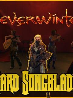 Neverwinter Bard Songblade Build